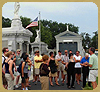 Cajun Encounters City & Cemetery Tour